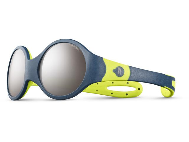 Julbo Loop M Spectron 4 Gafas de Sol Niños, azul/verde